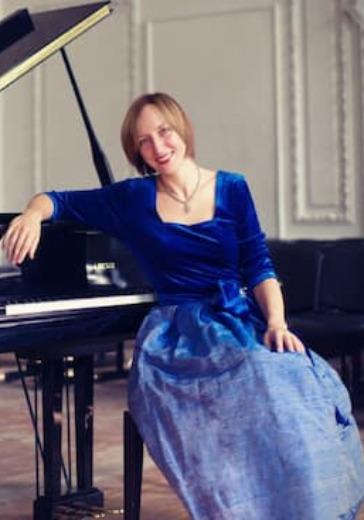 Русская музыка для альта и фортепиано logo