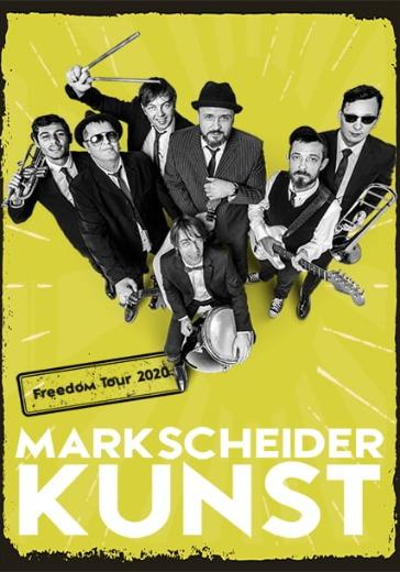 Markscheider Kunst. Freedom logo