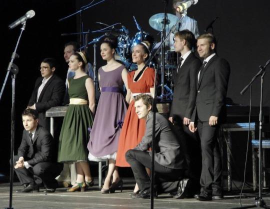 Fарс-Мажорный концерт для драматических артистов и оркестра