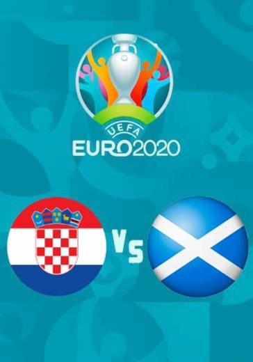 Хорватия - Шотландия, Евро-2020, Группа D logo