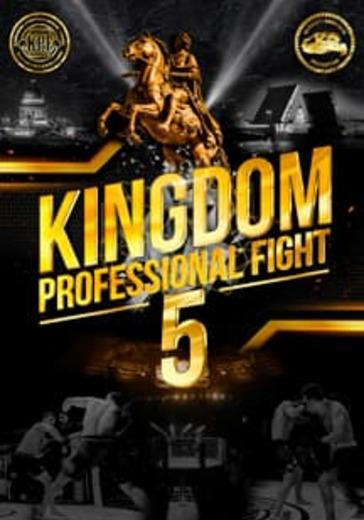 Kingdom Professional Fight selection 5 logo