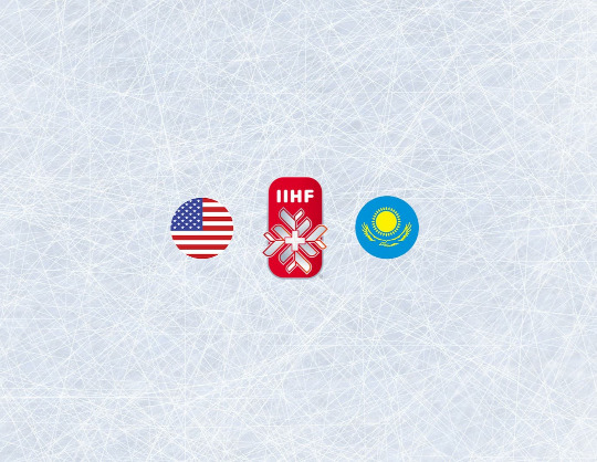 Чемпионат мира по хоккею 2021: США- Казахстан