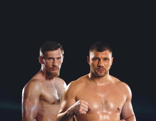 Gazfight: Турнир №1 Кудряшов VS Романов. Отборочный бой на титул чемпиона мира WBC