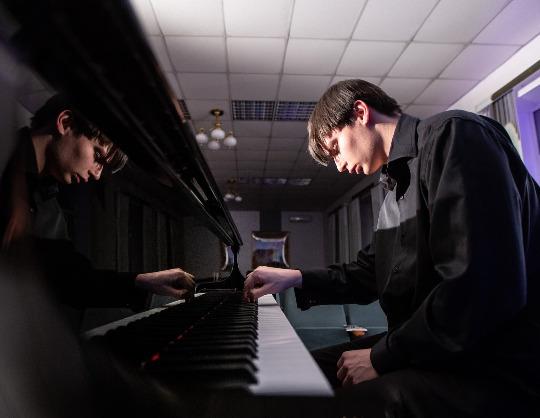 Молодые таланты. Александр Ключко (фортепиано)