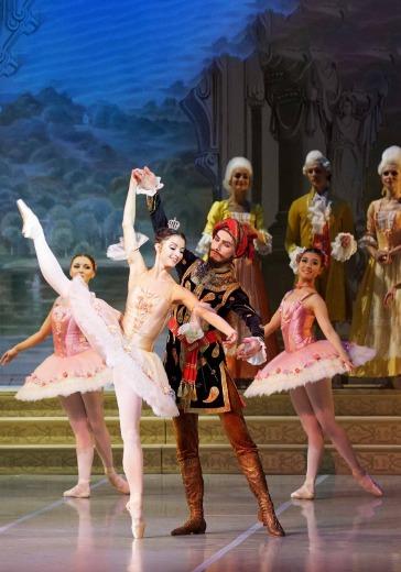 Спящая красавица (Спектакль Театра балета им. Л. Якобсона) logo