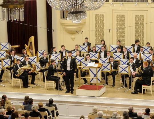 Центральный концертный образцовый оркестр имени Н. А. Римского-Корсакова ВМФ России