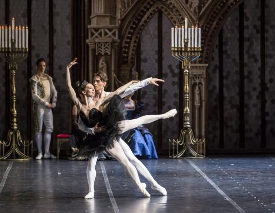 Лебединое озеро (Театр балета им. Л. Якобсона)