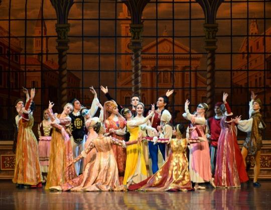 Ромео и Джульетта (Театр балета им. П.И. Чайковского)