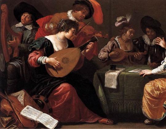 История музыкальных стилей: Возрождение. Музыкальные инструменты