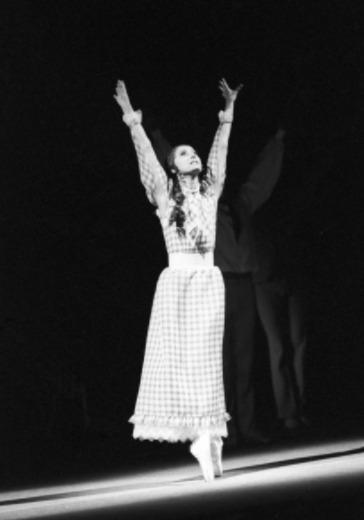 Майя Плесецкая в балете. Щедрина. Чайка logo