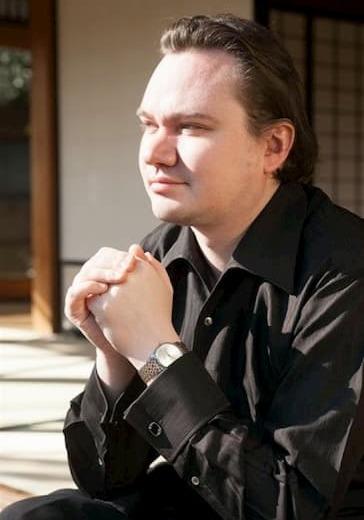 Сергей Кудряков (фортепиано) logo