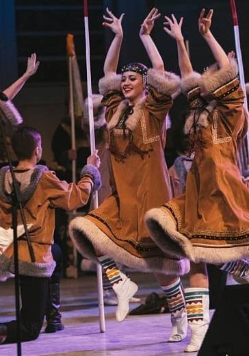 Север – песня, север – танец». Дни культуры Республики Коми logo