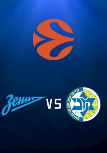 Зенит - Маккаби logo