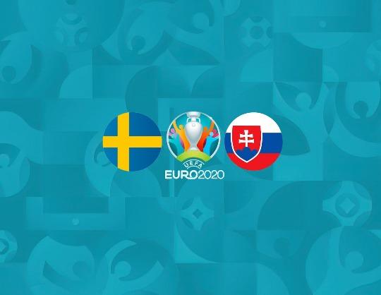 Швеция - Словакия, Евро 2020, Группа E