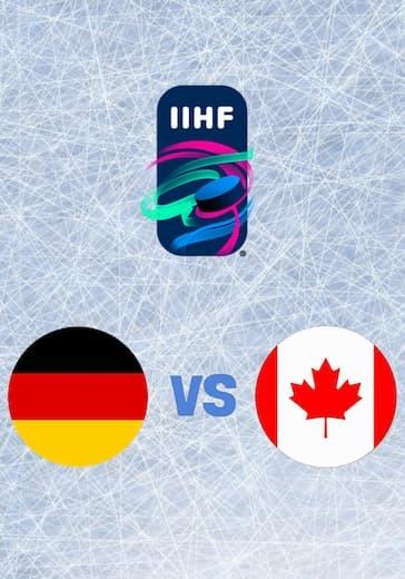 Чемпионат мира по хоккею. Германия - Канада logo