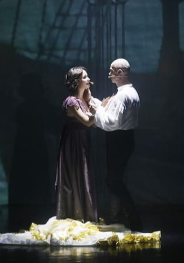 Юнона и Авось. Театр Алексея Рыбникова logo