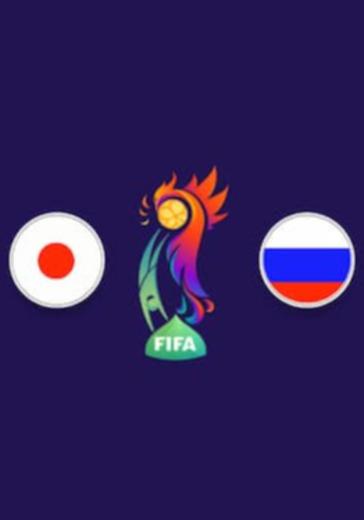 ЧМ по пляжному футболу FIFA, Япония - Россия logo