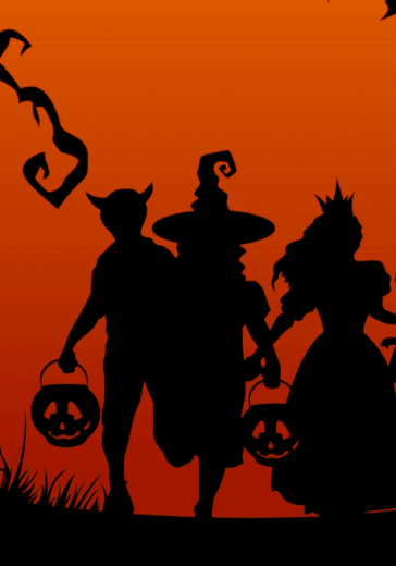 Friendly Halloween #FH14 logo