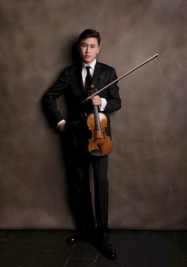 Национальный филармонический оркестр России, Владимир Спиваков, Даниэль Лозакович logo