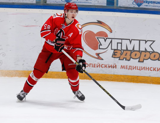 Андрей Обидин