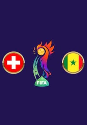 ЧМ по пляжному футболу FIFA. Матч за 3 место Швейцария - Сенегал logo