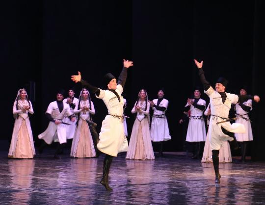 Ансамбль танца «Лезгинка»