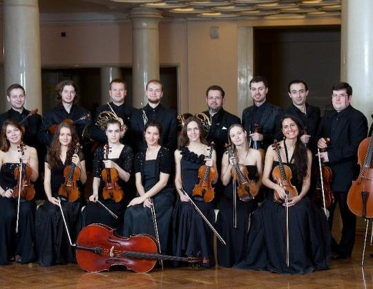 Государственный академический камерный оркестр России, Алексей Уткин