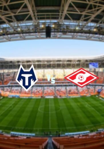 Тамбов - Спартак logo
