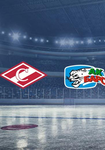 ХК Спартак - ХК Ак Барс logo