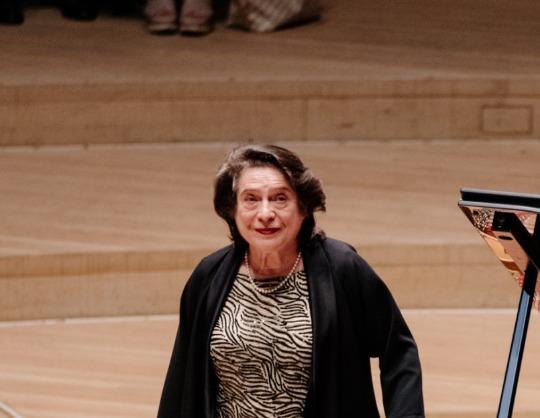 Елизавета Леонская (фортепиано)