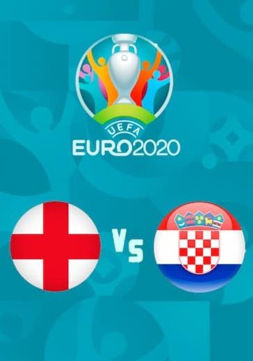 Англия - Хорватия, Евро-2020, Группа D logo