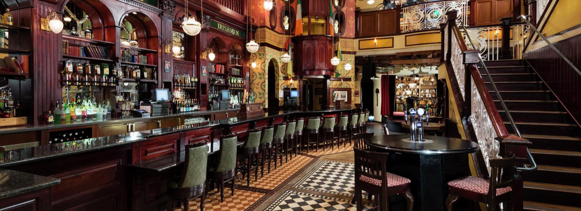 Abbey Players Pub