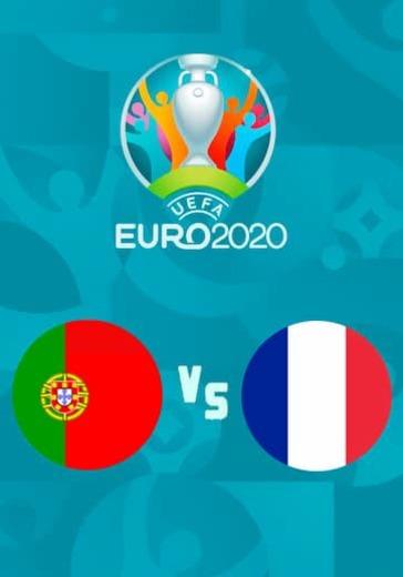 Португалия - Франция, Евро-2020, Группа F logo