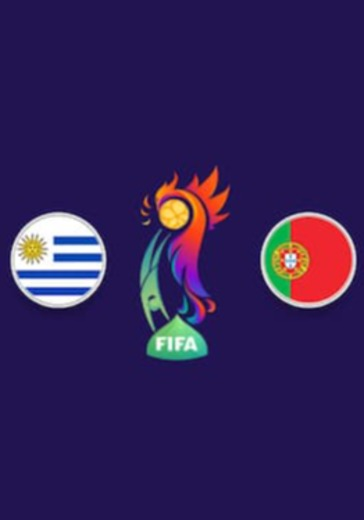 ЧМ по пляжному футболу FIFA, Уругвай - Португалия logo