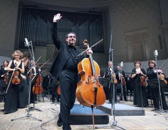 Оркестр MUSICA VIVA Дирижёр – Александр Рудин Хавьер Бонет, валторна