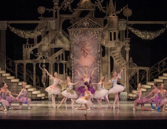 Жизель. Государственный академический театр классического балета Н. Касаткиной и В. Василёва