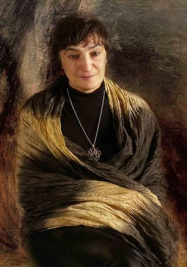Любовь Шишханова. Органный вечер logo