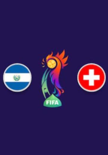 ЧМ по пляжному футболу FIFA, Сальвадор - Швейцария logo