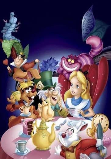 Киноконцерт Disney «Алиса в стране чудес»  logo