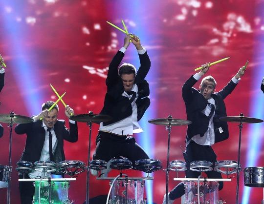 Vasiliev Groove. Шоу барабанщиков №1 в России