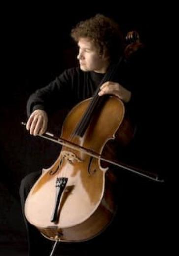 Кирилл Родин (виолончель) logo