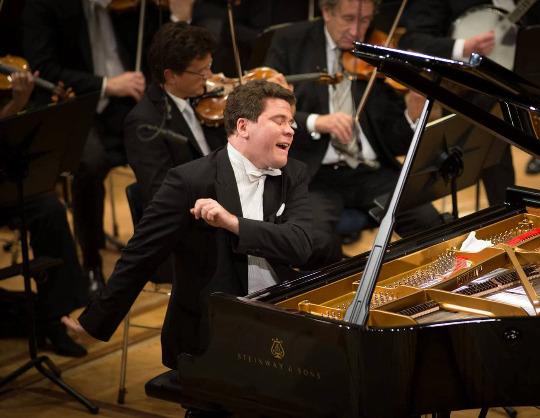 Денис Мацуев, фортепиано