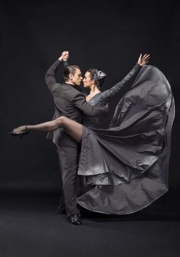 Государственный академический ансамбль народного танца им. И. Моисеева logo