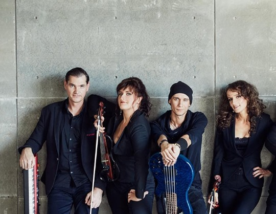 Инструментальный струнный проект «Imperia Music Band». Концертная программа «Greatest Hits»