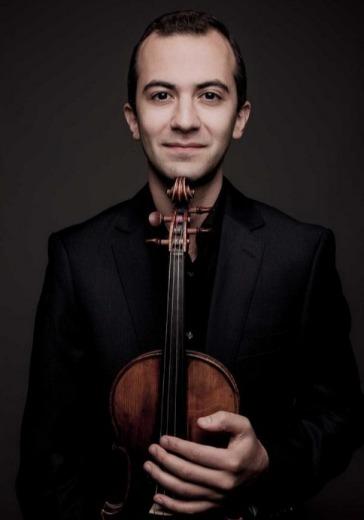 Гайк Казазян (скрипка), Наталья Морозова (фортепиано) logo