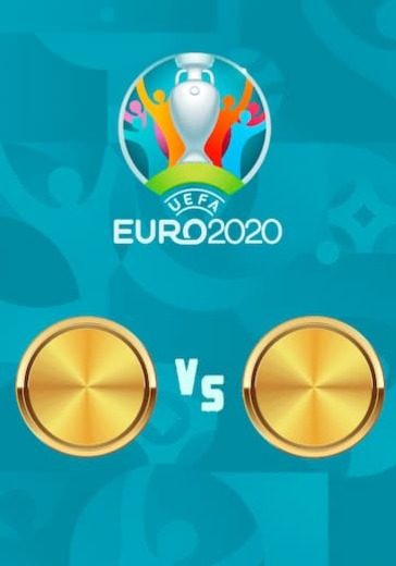 Евро 2020, 1/4 Финала logo
