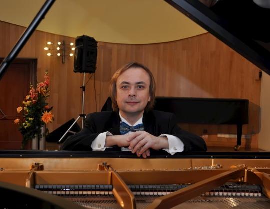 Валерий Кулешов. Фортепианный вечер