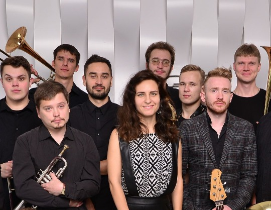 Jazz-funk. Dani Yard Orchestra