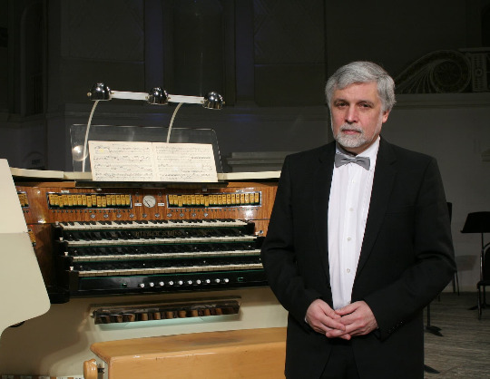 Бах. Избранные произведения для органа