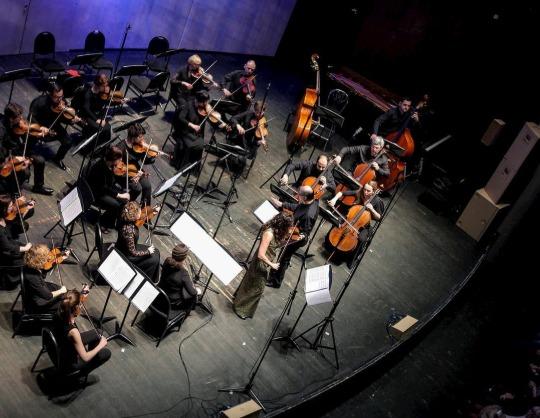 Оркестр Musica Viva Concerto grosso